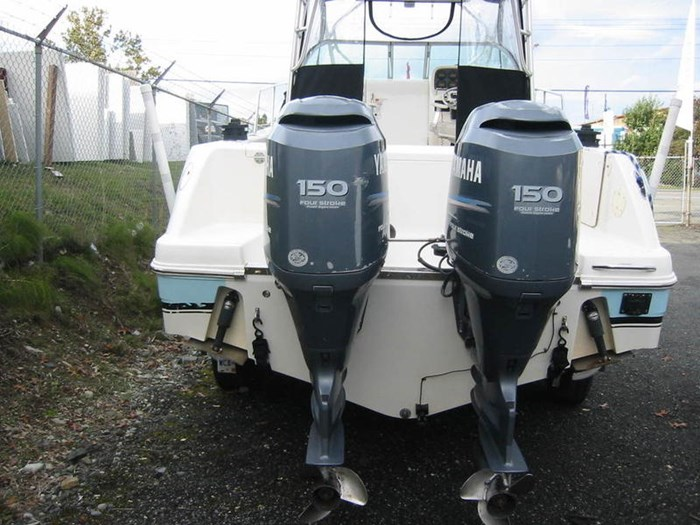 2006 Robalo R245 HT Photo 3 of 13