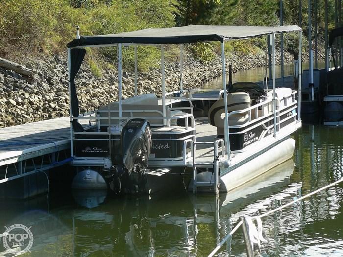 2017 Tracker 20 Fishin Barge 211 Photo 11 sur 20