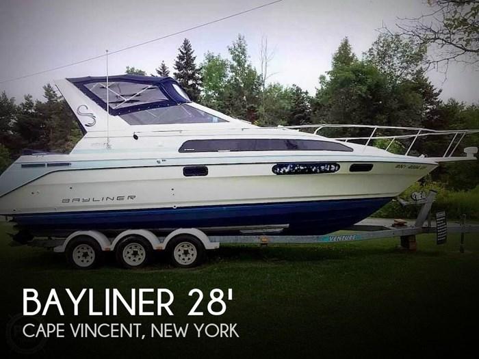 1992 Bayliner 2855 Ciera Sunbridge Photo 1 of 20