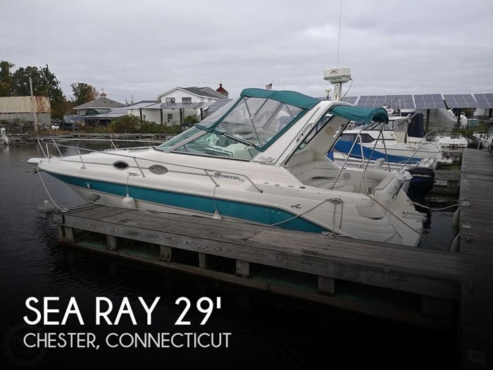 1994 Sea Ray 290 Sundancer Photo 1 of 20