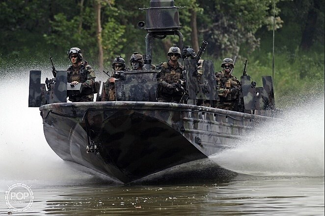 2007 United States Marine Special Operations Craft Riverine Photo 10 sur 20