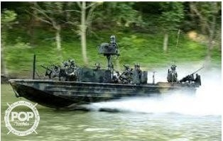 2007 United States Marine Special Operations Craft Riverine Photo 12 sur 20