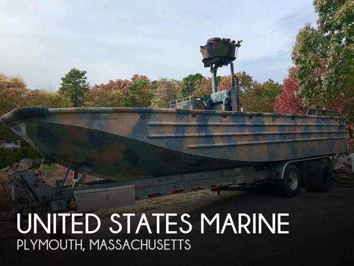 2007 United States Marine Special Operations Craft Riverine Photo 1 sur 20