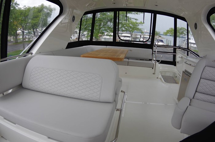 2018 Sea Ray 460 Fly Photo 43 of 60