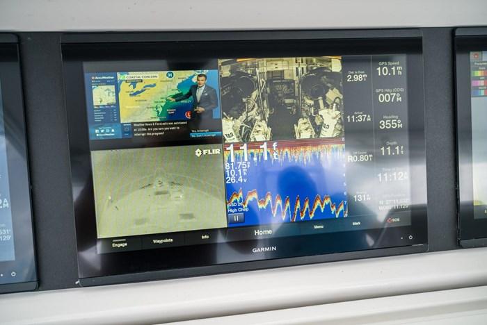 2008 Hatteras 60 GT Photo 62 sur 107
