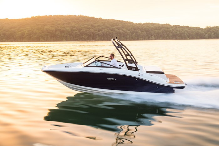 2019 Sea Ray SPX190 4.5L MPI A1 200CV Photo 1 sur 6