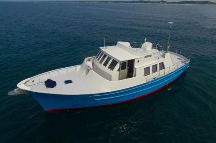 2013 Seaton Pilot House Trawler Photo 1 sur 42
