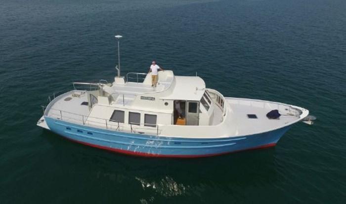 2013 Seaton Pilot House Trawler Photo 2 sur 42