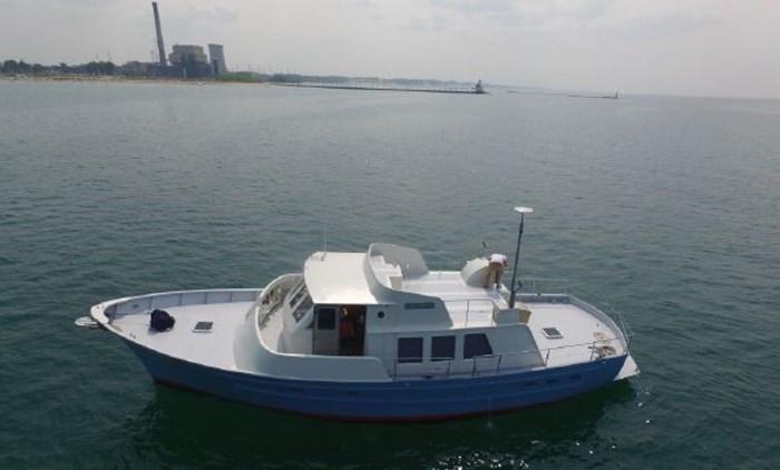 2013 Seaton Pilot House Trawler Photo 4 sur 42