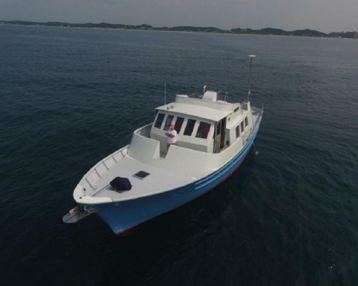 2013 Seaton Pilot House Trawler Photo 5 sur 42