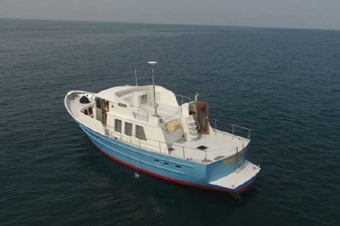2013 Seaton Pilot House Trawler Photo 6 sur 42