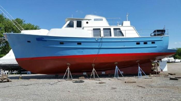 2013 Seaton Pilot House Trawler Photo 8 sur 42
