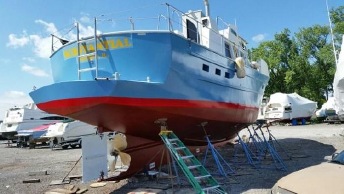2013 Seaton Pilot House Trawler Photo 9 sur 42