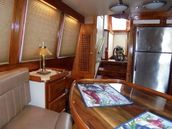 2013 Seaton Pilot House Trawler Photo 21 sur 42