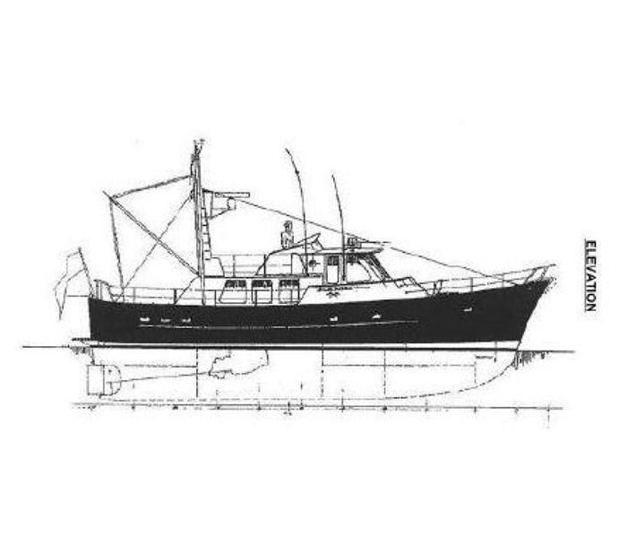 2013 Seaton Pilot House Trawler Photo 41 sur 42