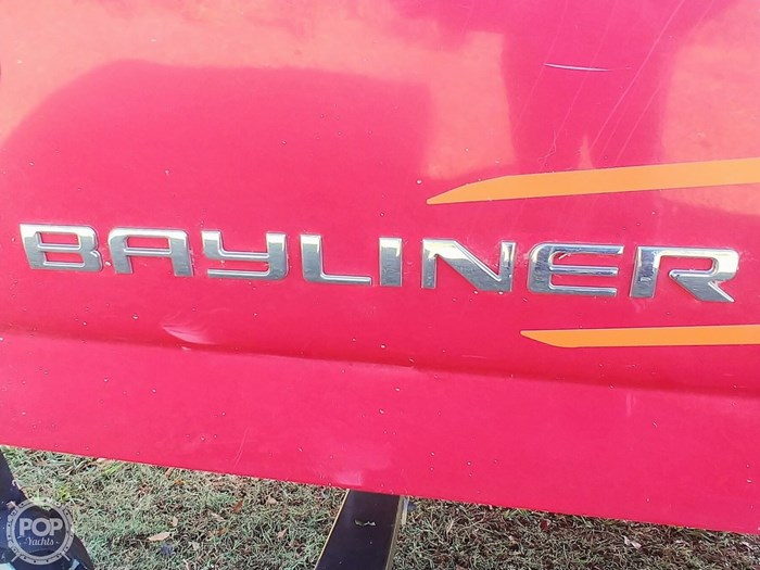 2015 Bayliner 175 Bowrider Flight Series Photo 20 sur 20