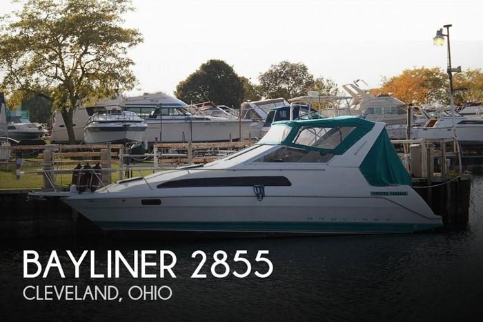 1993 Bayliner 2855 Ciera Sunbridge Photo 1 sur 20