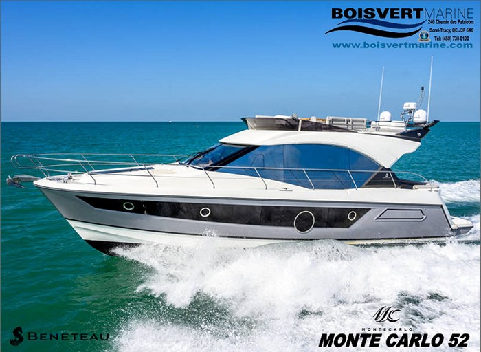 2022 Beneteau Monte Carlo 52 Photo 1 sur 21