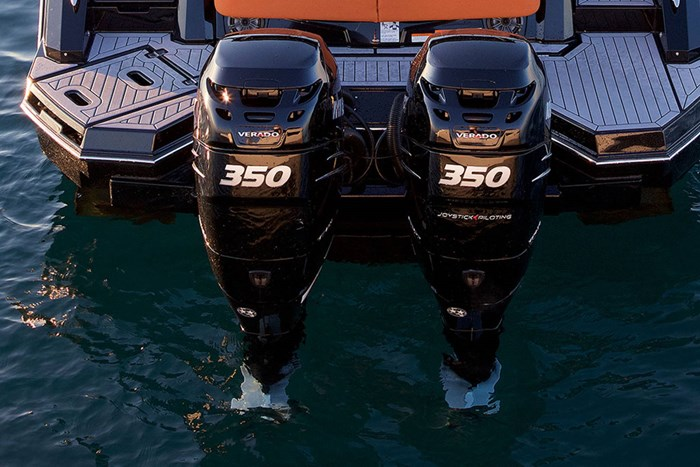 2022 Cruisers Yachts 338 Outboard Photo 6 sur 14