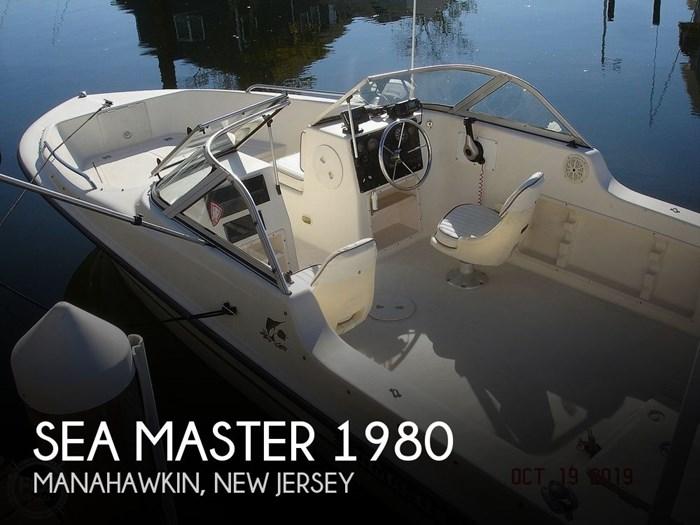 2001 Sea Master 1980 Dual Console Photo 1 sur 20