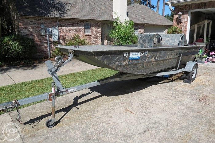 2007 Leblanc Boat Works 16 Custom Duck hunter Photo 2 sur 20