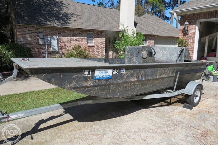 2007 Leblanc Boat Works 16 Custom Duck hunter Photo 3 sur 20