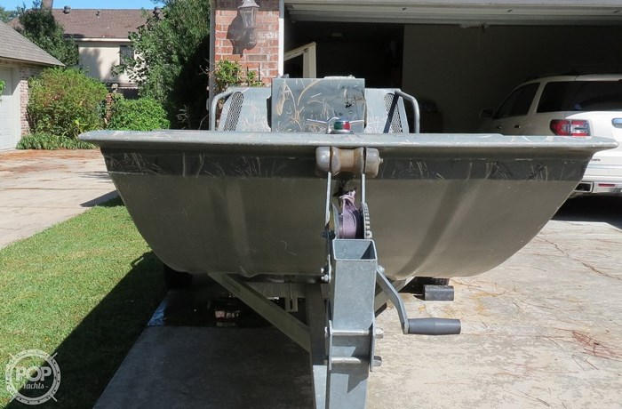 2007 Leblanc Boat Works 16 Custom Duck hunter Photo 4 sur 20