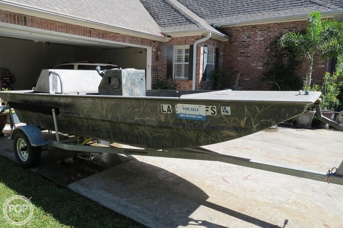 2007 Leblanc Boat Works 16 Custom Duck hunter Photo 5 sur 20