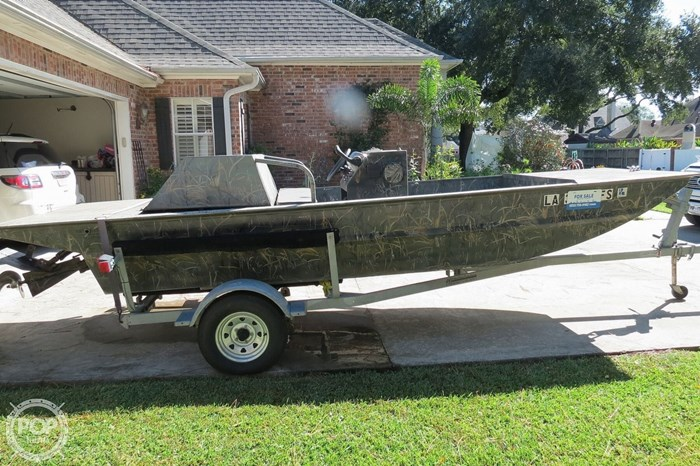 2007 Leblanc Boat Works 16 Custom Duck hunter Photo 6 sur 20