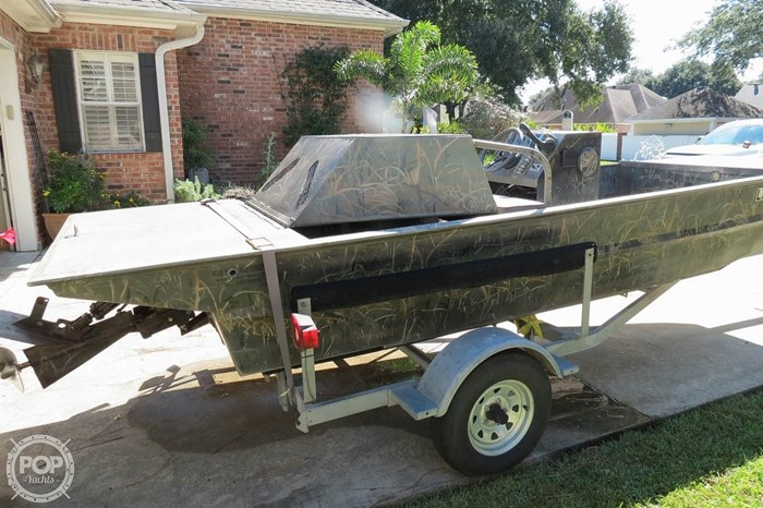 2007 Leblanc Boat Works 16 Custom Duck hunter Photo 7 sur 20