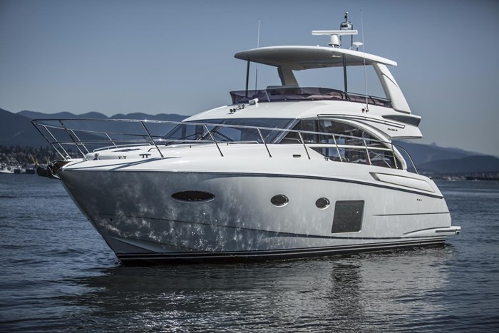 2015 Princess 52 Flybridge Photo 1 sur 63