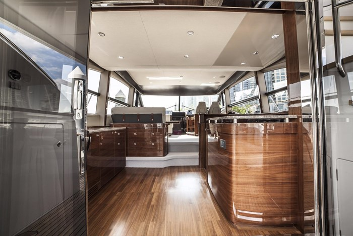 2015 Princess 52 Flybridge Photo 13 sur 63