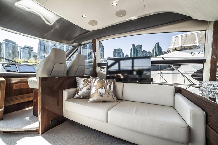 2015 Princess 52 Flybridge Photo 21 sur 63