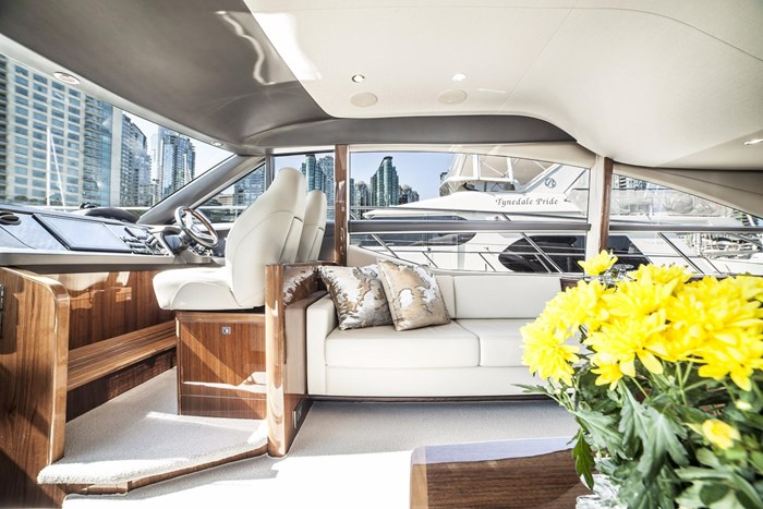 2015 Princess 52 Flybridge Photo 22 sur 63
