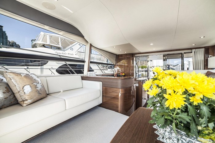 2015 Princess 52 Flybridge Photo 23 sur 63