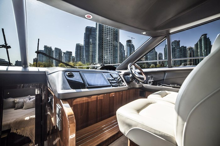 2015 Princess 52 Flybridge Photo 25 sur 63