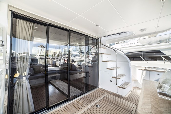 2015 Princess 52 Flybridge Photo 41 sur 63