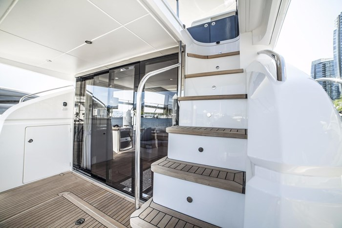 2015 Princess 52 Flybridge Photo 42 sur 63