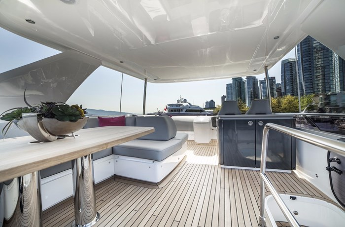 2015 Princess 52 Flybridge Photo 43 sur 63