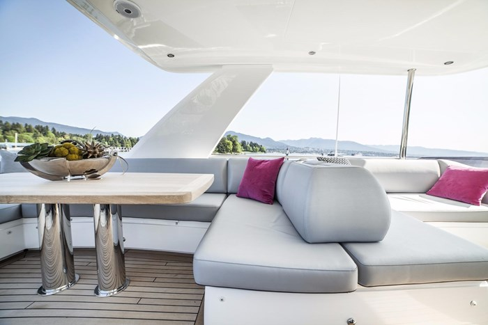 2015 Princess 52 Flybridge Photo 44 sur 63