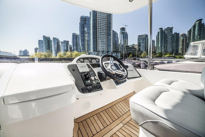 2015 Princess 52 Flybridge Photo 45 sur 63