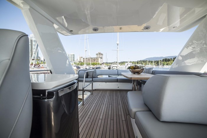 2015 Princess 52 Flybridge Photo 47 sur 63