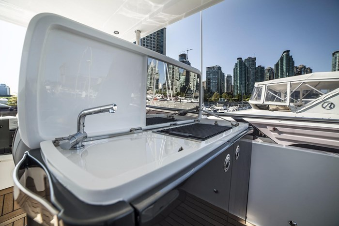 2015 Princess 52 Flybridge Photo 48 sur 63