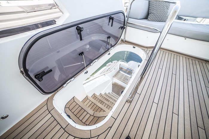 2015 Princess 52 Flybridge Photo 49 sur 63