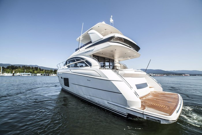 2015 Princess 52 Flybridge Photo 52 sur 63