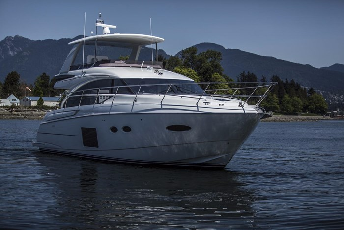 2015 Princess 52 Flybridge Photo 56 sur 63