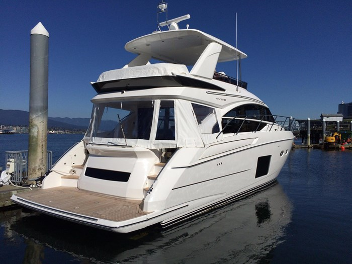 2015 Princess 52 Flybridge Photo 58 sur 63