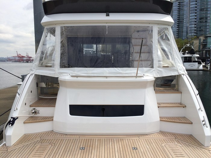 2015 Princess 52 Flybridge Photo 59 sur 63