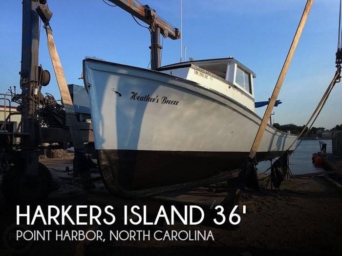 36 Work Boat