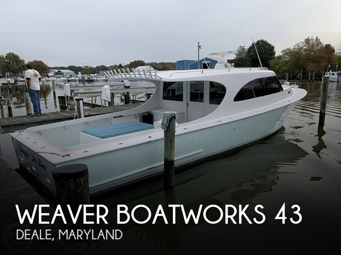 2018 Weaver Boatworks 43 Photo 1 of 20